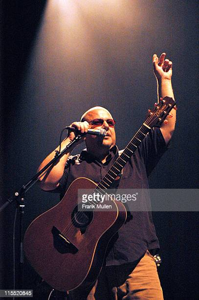 Frank Black of The Pixies during The Pixies in Concert October 13 2004 at Fox Theatre in Atlanta Georgia United States