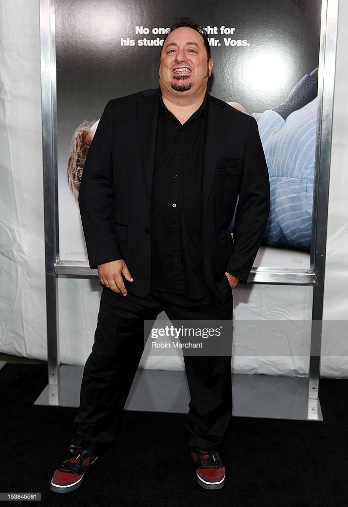 Frank Coraci attends the 'Here Comes The Boom' premiere at AMC Loews Lincoln Square on October 9, 2012 in New York City.