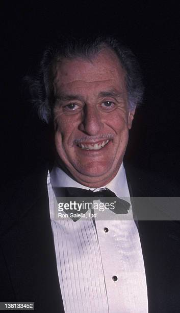 Frank Deford attends Sixth Annual Sports Ball on April 26 2000 at the Waldorf Astoria Hotel in New York City