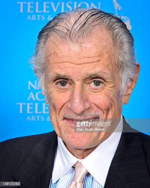 Frank Deford attends the 32nd annual Sport Emmy Awards at Frederick P Rose Hall Jazz at Lincoln Center on May 2 2011 in New York City