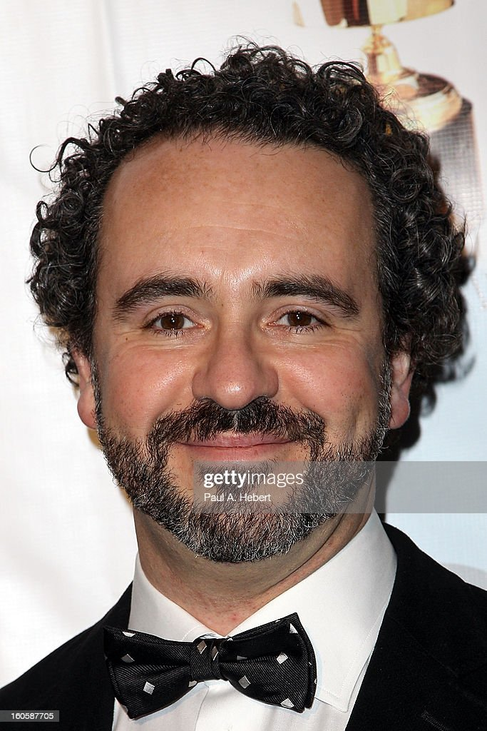Frank Falcone arrives at the 40th Annual Annie Awards held at Royce Hall on the UCLA Campus on February 2, 2013 in Westwood, California.