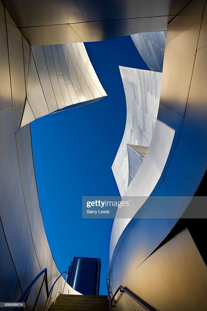Frank Gehry's Walt Disney Concert Hall in downtown LA is the home of the Los Angeles Philharmonic and is one of the most acoustically sophisticated...