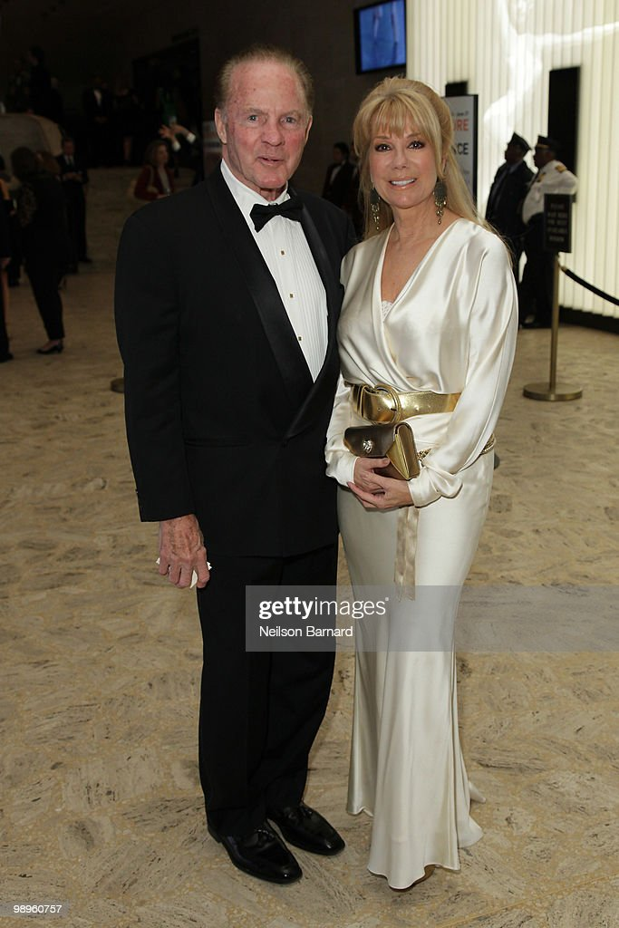 Frank Gifford (L)and Kathie Lee Gifford attend Literacy Partners 26th annual Evening of Readings gala at the David H. Koch Theater, Lincoln Center on May 10, 2010 in New York City.