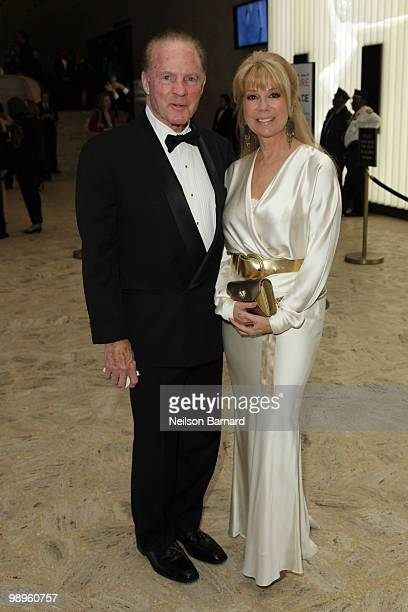 Frank Gifford and Kathie Lee Gifford attend Literacy Partners 26th annual Evening of Readings gala at the David H Koch Theater Lincoln Center on May...