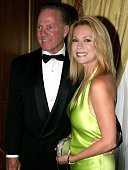 Frank Gifford and Kathie Lee Gifford during Annual 'Bal du Printemps' of the Parkinson's Disease Foundation at The Pierre Hotel in New York City New...