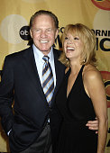 Frank Gifford and wife Kathie Lee Gifford during 'Good Morning America' 30th Anniversary Celebration at Avery Fisher Hall in New York City New York...