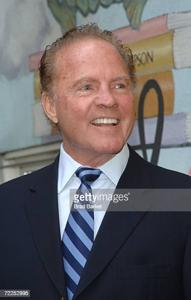 Frank Gifford attends the 10th Anniversary of Cassidy's Place at Cassidy's Place on October 24 2006 in New York City