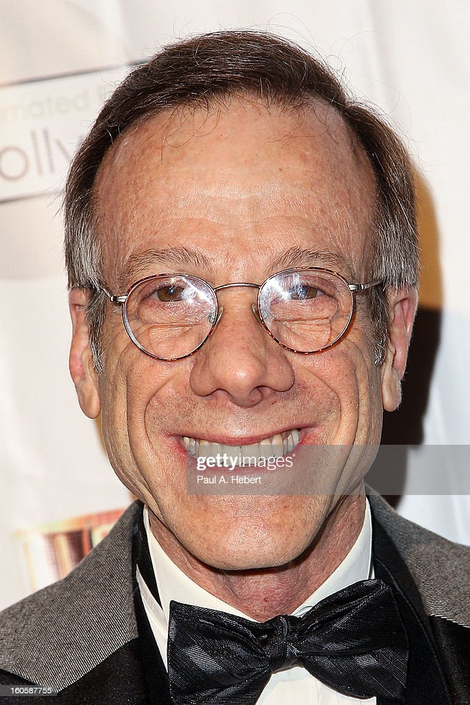 Frank Gladstone arrives at the 40th Annual Annie Awards held at Royce Hall on the UCLA Campus on February 2, 2013 in Westwood, California.