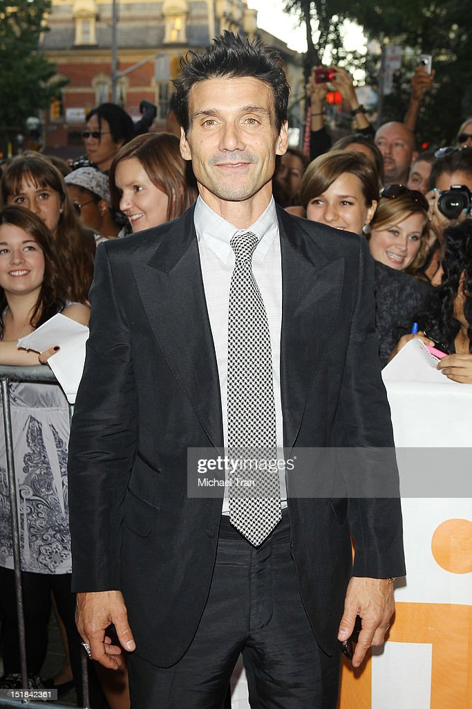 <a gi-track='captionPersonalityLinkClicked' href=/galleries/search?phrase=Frank+Grillo&family=editorial&specificpeople=1752839 ng-click='$event.stopPropagation()'>Frank Grillo</a> arrives at 'Disconnect' premiere during the 2012 Toronto International Film Festival held at Princess of Wales Theatre on September 11, 2012 in Toronto, Canada.