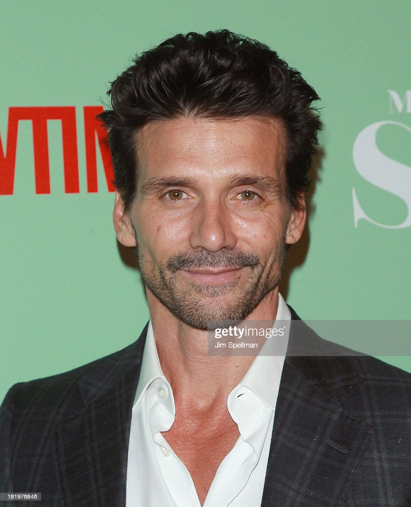 <a gi-track='captionPersonalityLinkClicked' href=/galleries/search?phrase=Frank+Grillo&family=editorial&specificpeople=1752839 ng-click='$event.stopPropagation()'>Frank Grillo</a> attends 'Masters Of Sex' New York Series Premiere at The Morgan Library & Museum on September 26, 2013 in New York City.