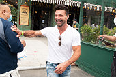 Celebrity Sightings In New York City - June 13, 2021