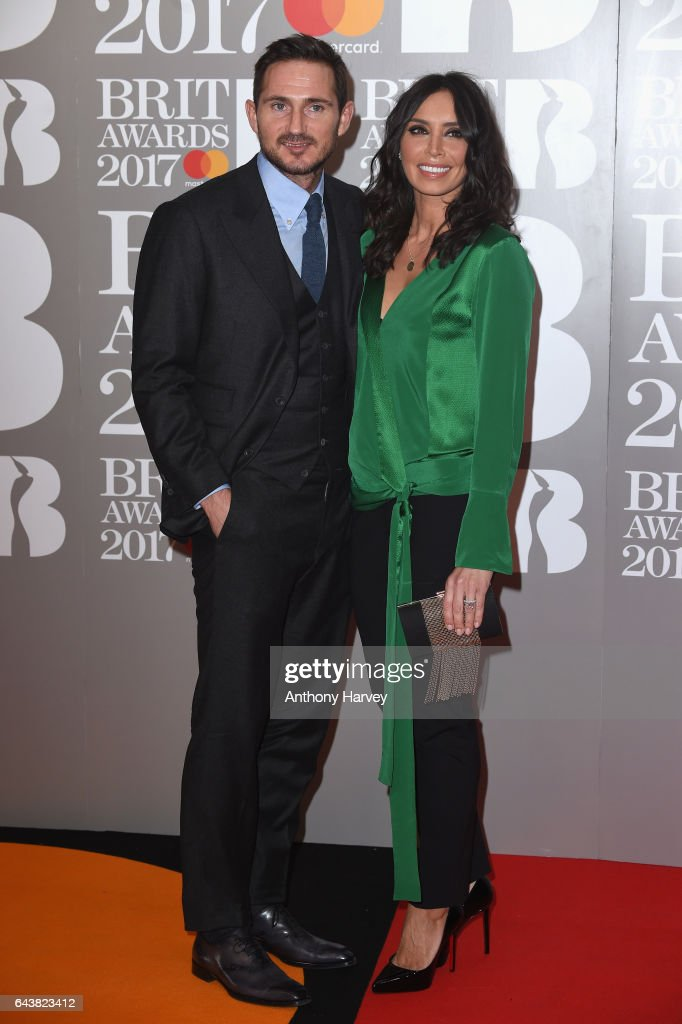 frank-lampard-and-christine-bleakley-attend-the-brit-awards-2017-at-picture-id643823412