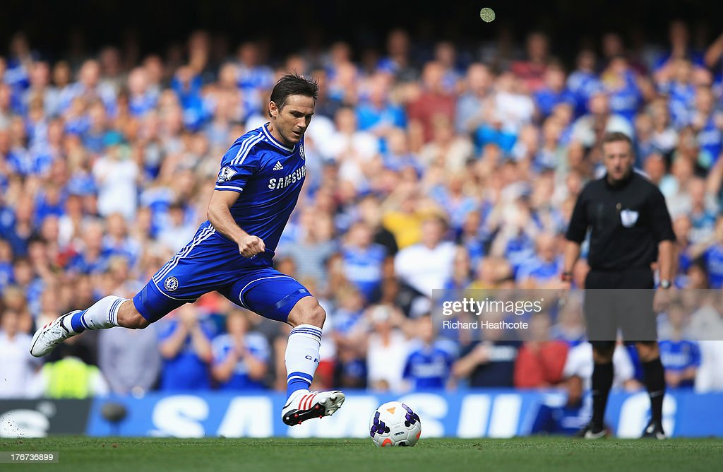 Frank Lampard, Chelsea, New York City