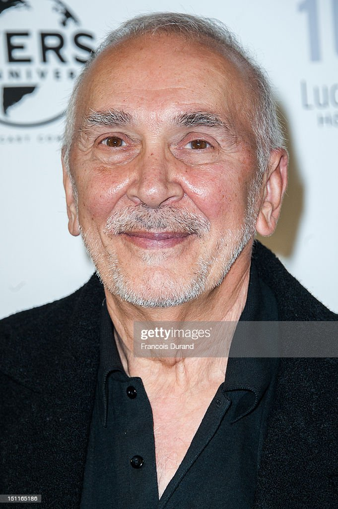 Frank Langella attends the 100th anniversary of Universal and Lucien Barriere at Royal Barriere hotel during the 38th Deauville American Film Festival on September 1, 2012 in Deauville, France.