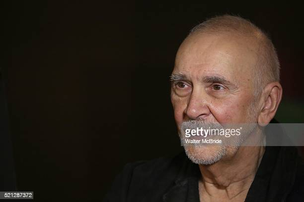Frank Langella attends the Broadway Opening Night performance After Party for 'The Father' at The Copacabana on April 14 2016 in New York City