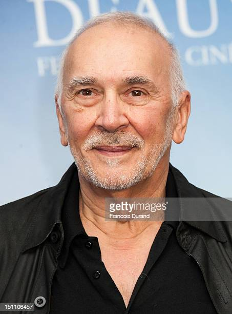Frank Langella poses at 'Robot Frank' Photocall during 38th Deauville American Film Festival on September 1 2012 in Deauville France