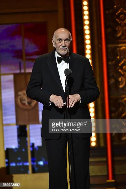 Frank Langella winner of Best Performance by an Actor in a Leading Role in a Play for The Father at THE 70TH ANNUAL TONY AWARDS live from the Beacon...