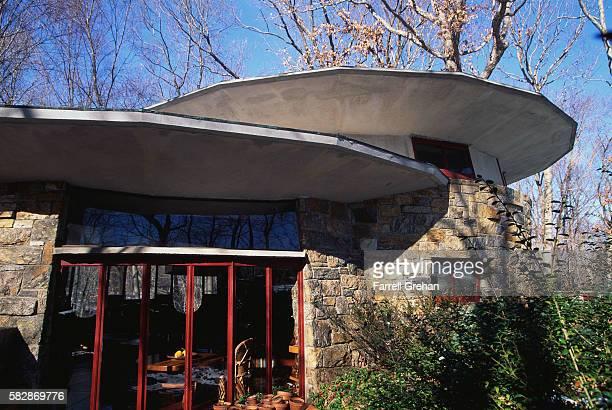 Frank Lloyd Wright-Designed Home