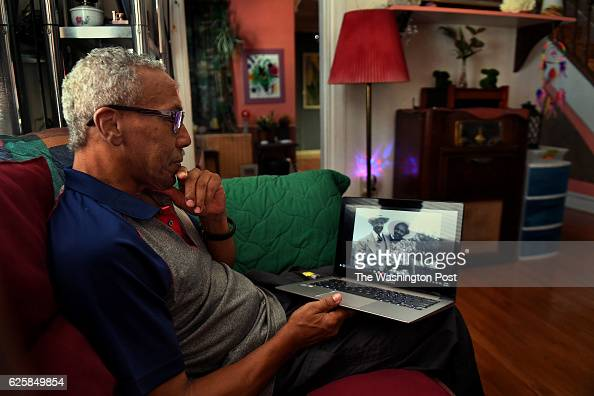 Frank Matthews has lived in his home on Douglas Street since he was born The house was purchased by his grandfather in 1919 He looks at photos of his...