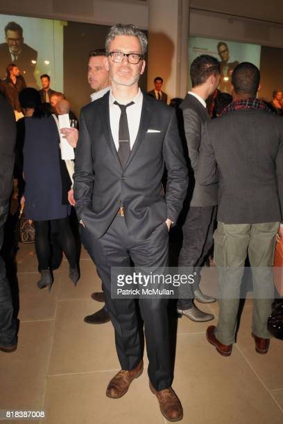 Frank Muytjens attends 3rd Annual BEST NEW MENSWEAR DESIGNERS IN AMERICA 2010 Hosted by GQ EditorInChief JIM NELSON at IAC Building on February 11...
