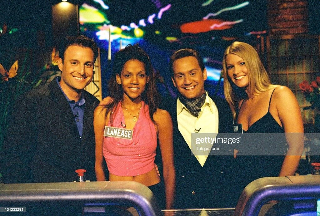 Frank Nicotero hosts a special edition of 'Street Smarts' on October 23rd featuring Chris Harrison, host of ABC's 'The Bachelor,' and LaNease Adams and Kim Karels, two former bachelorettes. (c) 2002 Telepictures Productions