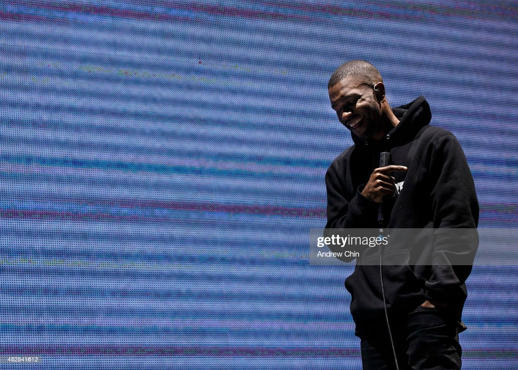 <a gi-track='captionPersonalityLinkClicked' href=/galleries/search?phrase=Frank+Ocean&family=editorial&specificpeople=7657747 ng-click='$event.stopPropagation()'>Frank Ocean</a> performs on stage during Day 3 of Pemberton Music and Arts Festival on July 20, 2014 in Pemberton, Canada.