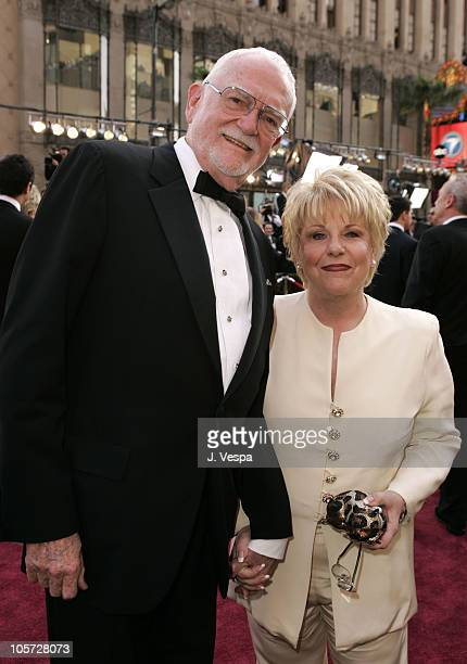 Frank Pierson president of the AMPAS during The 77th Annual Academy Awards Executive Arrivals at Kodak Theatre in Hollywood California United States