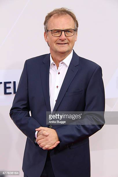 Frank Plasberg attends the Bertelsmann Summer Party 2015 at the Bertelsmann representative office on June 18 2015 in Berlin Germany