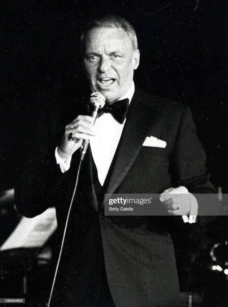 Frank Sinatra The Concert Sinatra