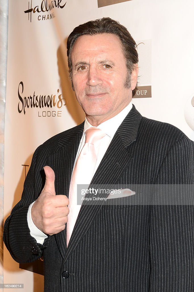<a gi-track='captionPersonalityLinkClicked' href=/galleries/search?phrase=Frank+Stallone&family=editorial&specificpeople=224755 ng-click='$event.stopPropagation()'>Frank Stallone</a> arrives at the 1st Annual Borgnine Movie Star Gala at Sportsmen's Lodge on February 23, 2013 in Studio City, California.