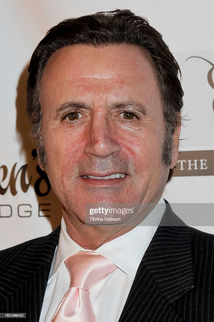 <a gi-track='captionPersonalityLinkClicked' href=/galleries/search?phrase=Frank+Stallone&family=editorial&specificpeople=224755 ng-click='$event.stopPropagation()'>Frank Stallone</a> attends the Borgnine Group's 1st annual Borgnine movie star gala at Sportsmen's Lodge on February 23, 2013 in Studio City, California.