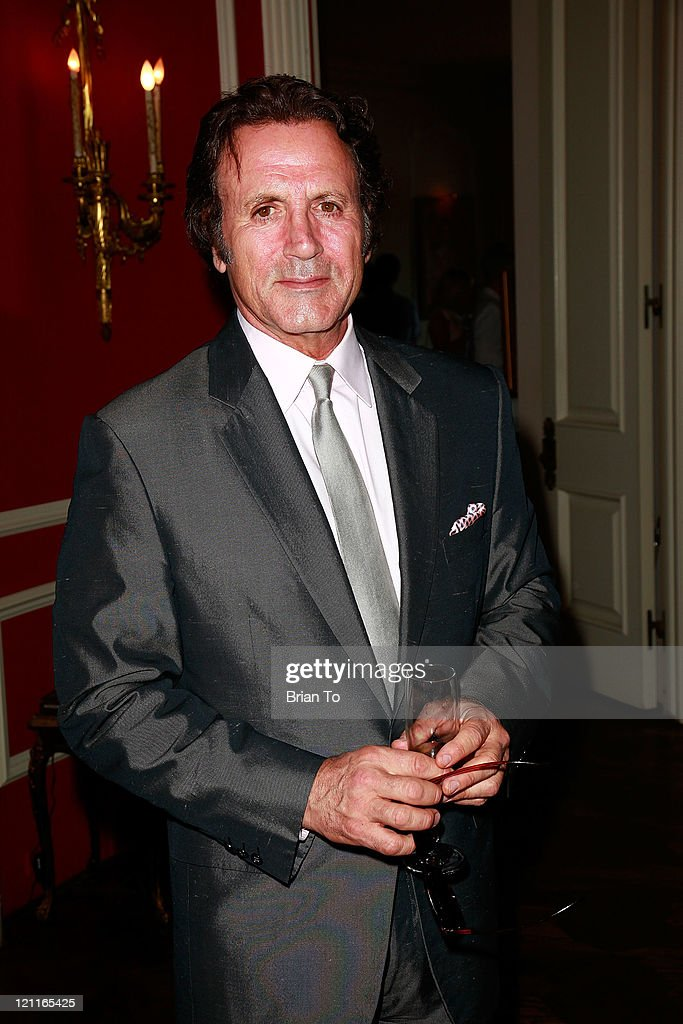 Frank Stallone attends Zsa Zsa Gabor and Prince Frederic 25th wedding anniversary party on August 14, 2011 in Los Angeles, California.