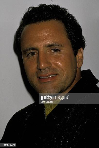 Frank Stallone during Malcolm Forbes' 'EGG' Magazine Launch Party at Arena Club in Los Angeles California United States