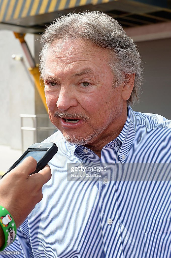Frank Welker attends Transformers The Ride - 3D Grand Opening Celebration at Universal Orlando on June 20, 2013 in Orlando, Florida.
