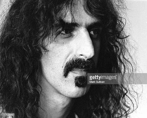 Frank Zappa Hollywood Ca 1976 Various Locations Mark Sullivan 70's Rock Archive Hollywood CA
