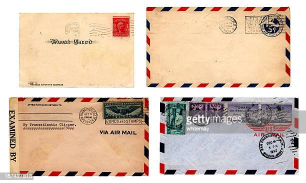 Franked San Francisco mail