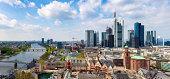 Frankfurt am Main Skyline, Germany