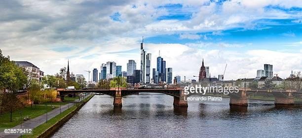 La ville de Frankfurt am Main