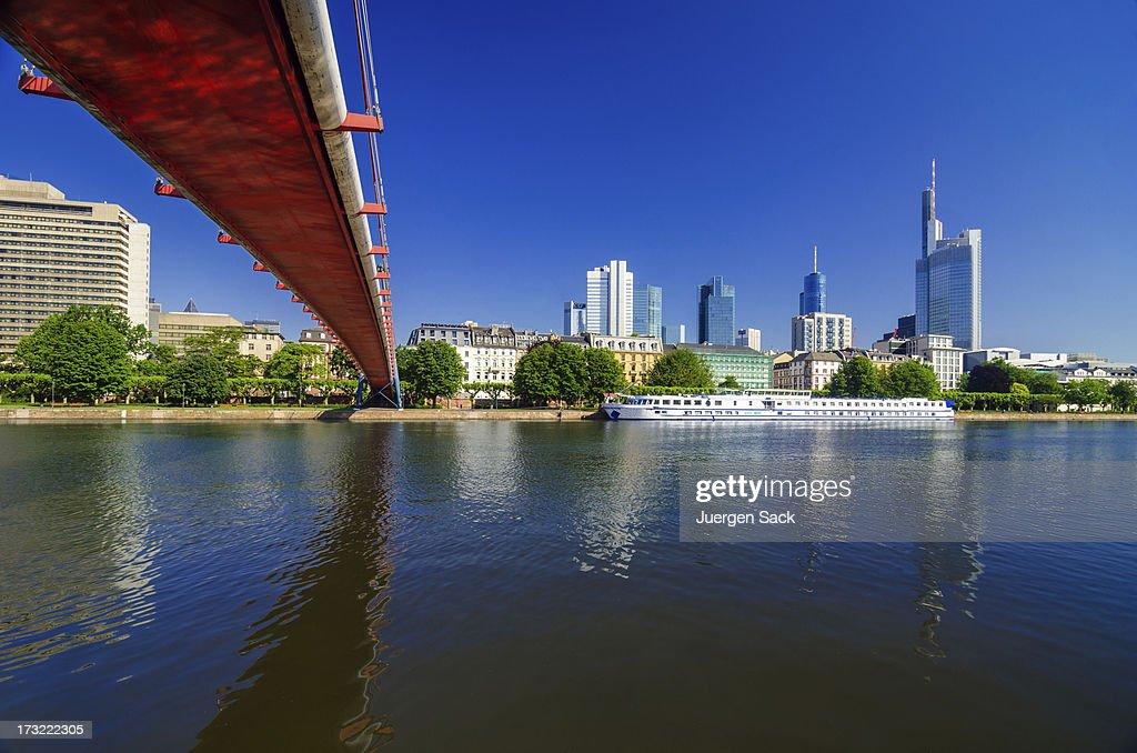 Frankfurt and the Main
