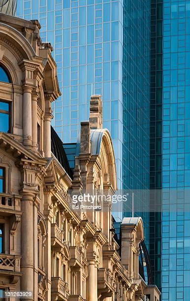 Frankfurt bank architecture
