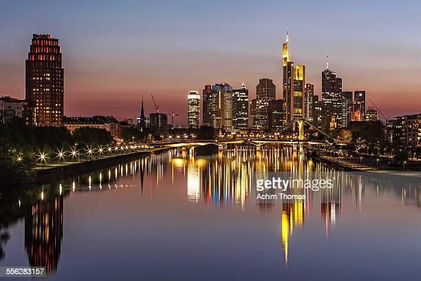 Frankfurt Citylights