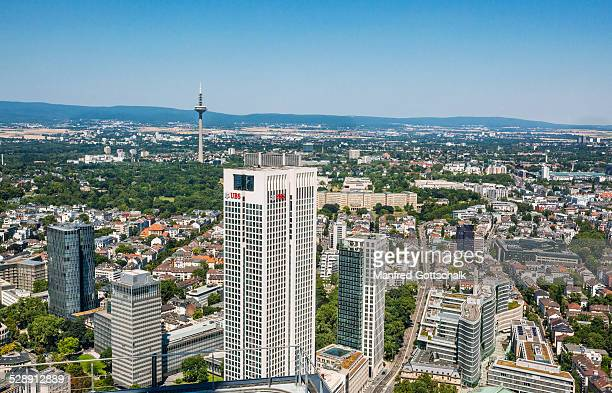Frankfurt North and Opera Tower