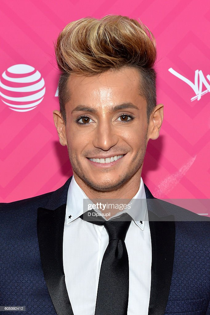 Frankie Grande attends Us Weekly's Most Stylish New Yorkers 2016 at Vandal on September 13, 2016 in New York City.