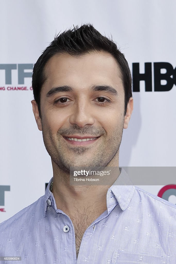 Frankie J. Alvarez attends the 2014 Outfest Los Angeles panel discussion for 'Inside Looking' at DGA Theater on July 12, 2014 in Los Angeles, California.
