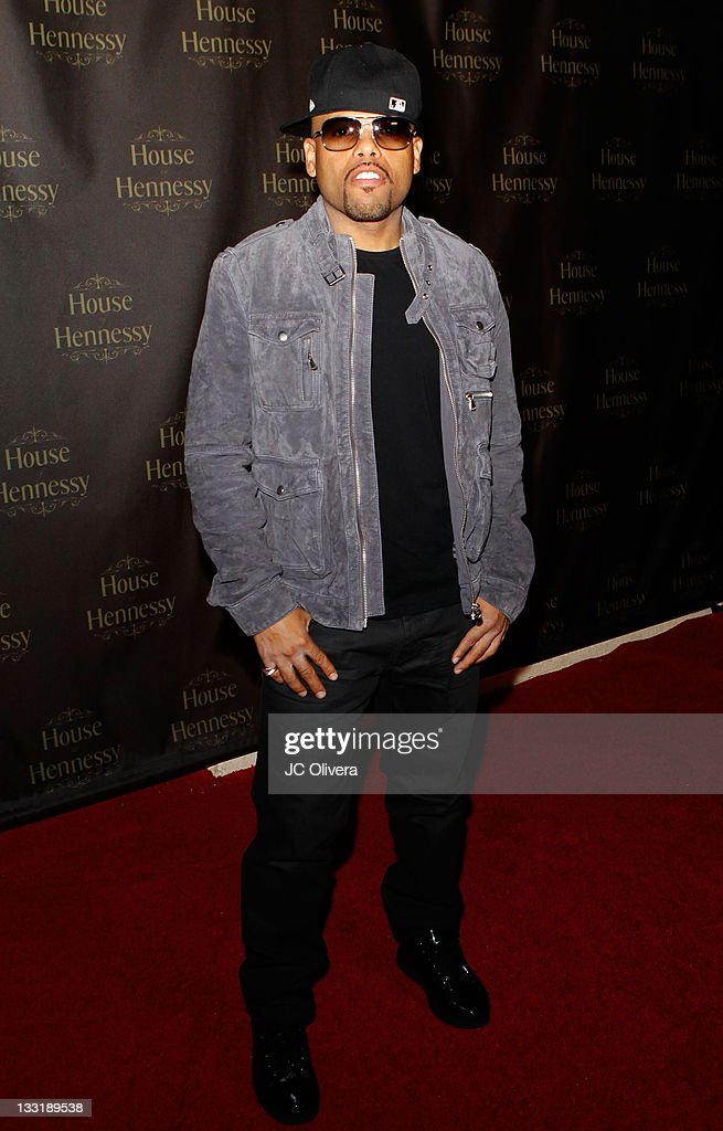 DJ Frankie Needles attends the House of Hennessy Latin GRAMMY party held at a private residence on November 4, 2009 in Las Vegas, Nevada.