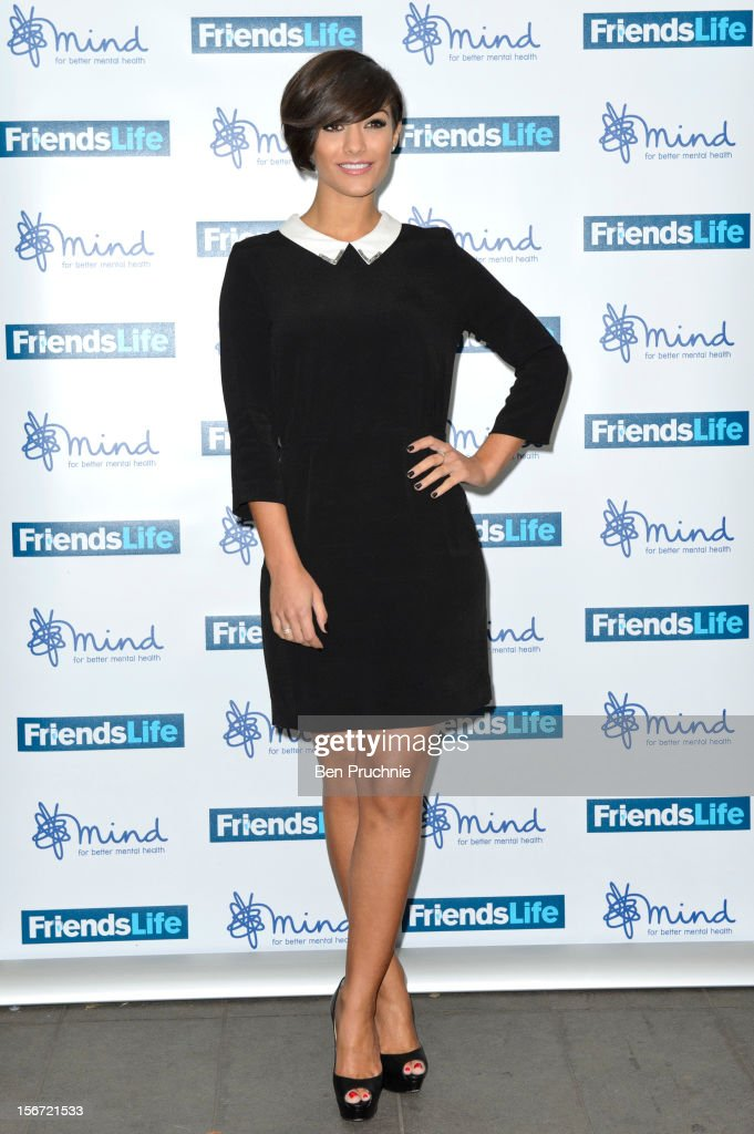 <a gi-track='captionPersonalityLinkClicked' href=/galleries/search?phrase=Frankie+Sandford&family=editorial&specificpeople=5523034 ng-click='$event.stopPropagation()'>Frankie Sandford</a> attends the Mind Mental Health Media Awards at BFI Southbank on November 19, 2012 in London, England.
