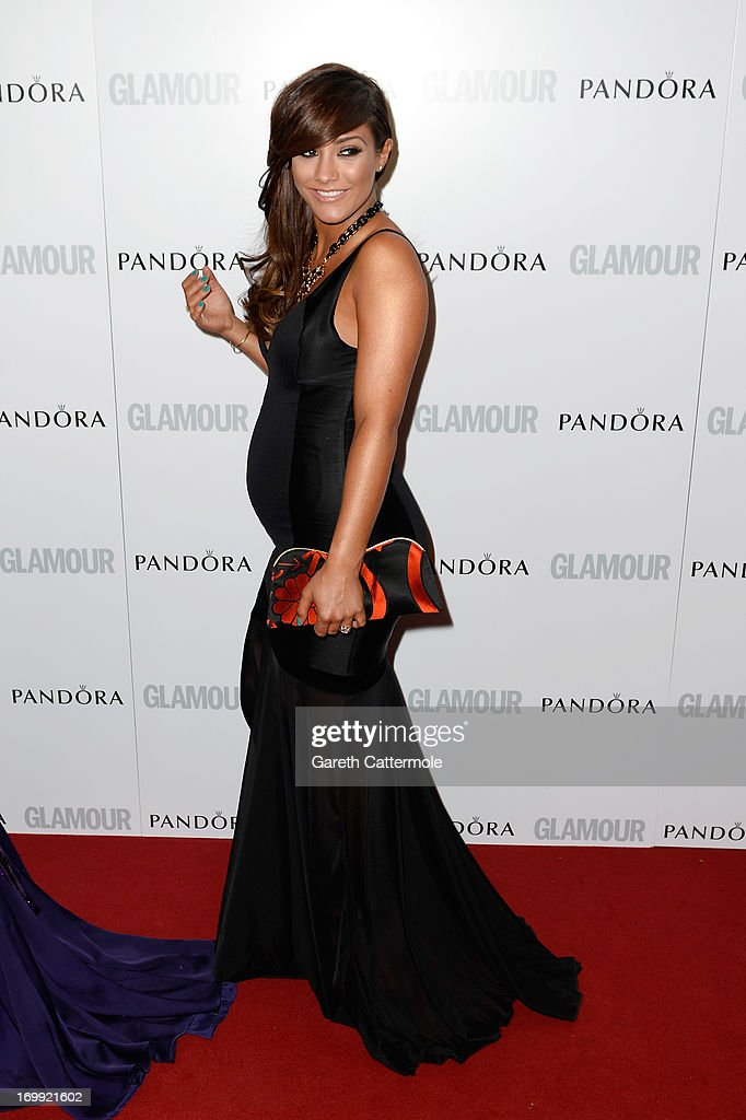 Frankie Sandford of The Saturdays attends Glamour Women of the Year Awards 2013 at Berkeley Square Gardens on June 4 2013 in London England