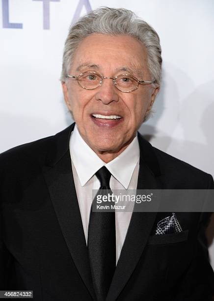 Frankie Valli attends the Friars Foundation Gala honoring Robert De Niro and Carlos Slim at The Waldorf=Astoria on October 7 2014 in New York City