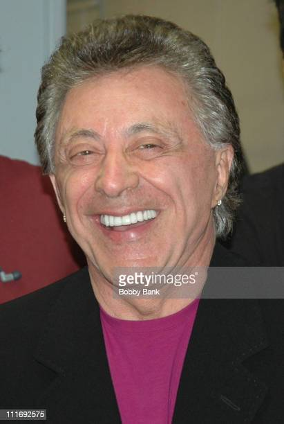 Frankie Valli during Frankie Valli performs at Asser Levy Seaside Park at Asser Levy Seaside Park in Brooklyn New York United States