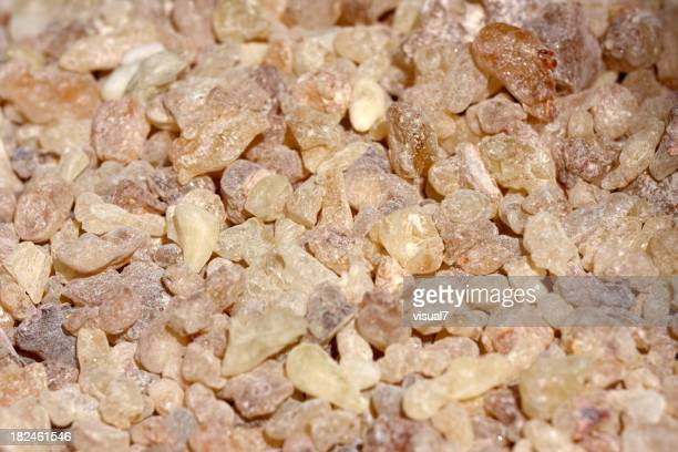 Frankincense, tree resin